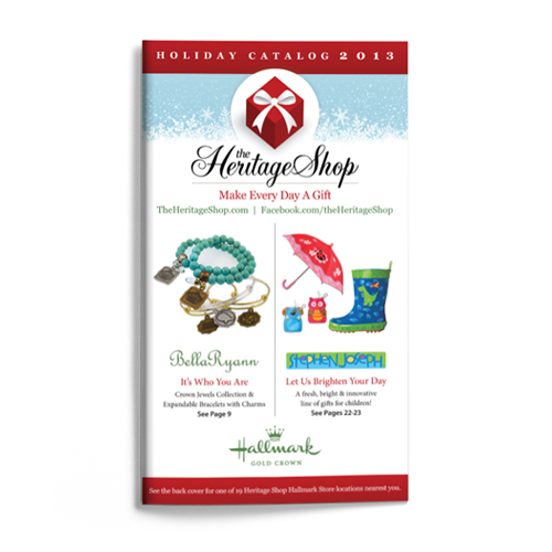 The Heritage Shop Holiday Catalog