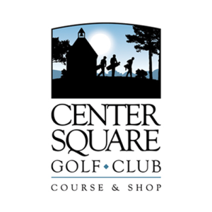 Center Square Golf Club Logos