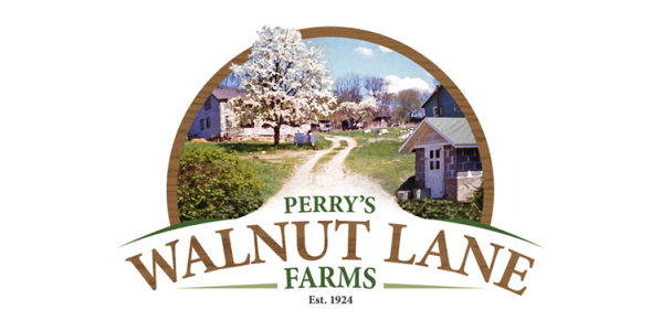 Perry's Walnut Lane Farms Logo