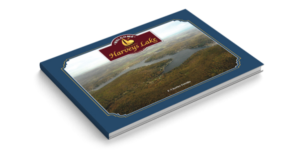 Harvey's Lake Book