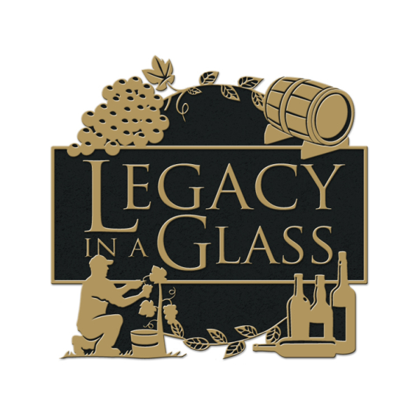 Legacy in a Glass Logo